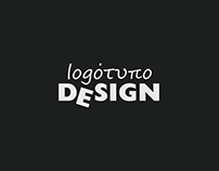 Logofolio (shapes on dark BG)