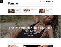 Online Magazine & Fashion Blog