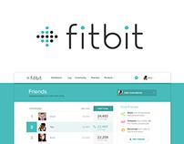 Fitbit - UI Design