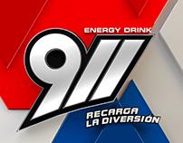 911 ENERGY DRINK