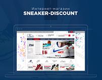 Online shop SNEAKER-DISCOUNT