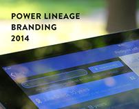 Power Lineage 2014 Branding
