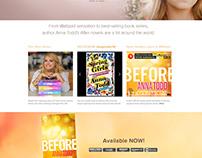 Anna Todd Website