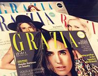 Grazia Qatar Magazine