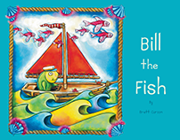 Bill the Fish Book