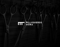Peluqueros Mora - Brand Book