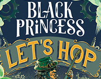Black Princess - Let's Hop