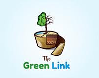 Grren Link logo