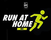 Nike Run Club_Covid-19 Campaign