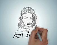 sketch animation