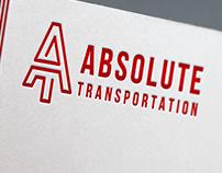 Absolute Transportation Logo Mark