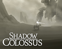 Shadow of the Colossus - Concept
