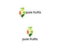 Logo for a Fruit Marketing Company.