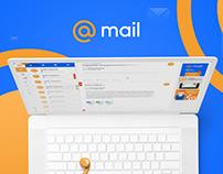 Mail.ru   Redesign Mail