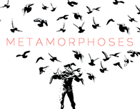 Metamorphoses Play Poster Concepts