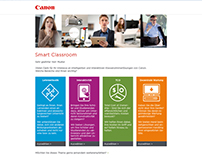 Canon Smart-Classroom