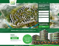 Yeşil Vadi Premium Web Design