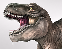 Dinosaur - Concept Art