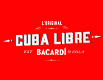 "Bacardi ""Cuba Libre"""