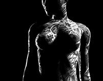Lace Figure