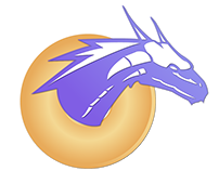 Dragon Donuts - Logo