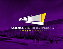 SCIENCE CENTER TECHNOLOGY MUSEUM KOZANI, Branding.