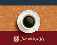 Recetario Juan Valdez Café
