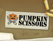 Pumpkin Scissors - Professional
