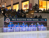 New York Rangers - Heritage Week