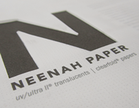 Neenah Paper Promotion