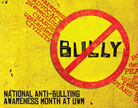 Anti-Bullying Month Campaign