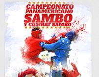 Panamericano de Sambo en Cali