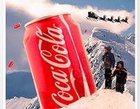 Coke Poster Concept
