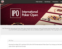 Full Tilt International Poker Open