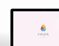 Color Drop Identity