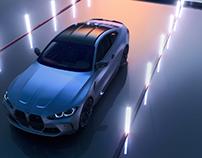 """Full CGI   BMW M4 2021 """"Awaken The Dreamer"""" Series"""
