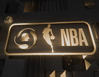 2018 NBA on Tencent - Opening Titles/Rebrand