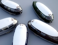 Richard Buckminster Fuller's Dymaxion Car