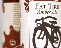 Fat Tire Label Design