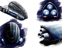 Mack Truck Concept