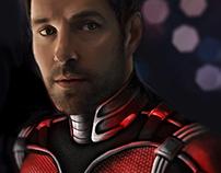 Ant-Man - Paul Rudd