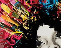 Meraki Art Gallery & Event Ad Campaign