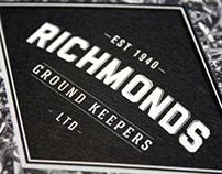 Richmonds Grounds keeping