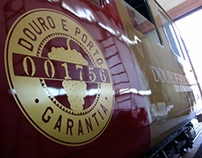 "Douro Railways. CP "" The Port Wine Train"""