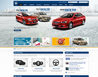 PROTON - Global Distributor Site (Proposal)