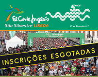 São Silvestre running 2012