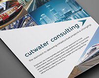 Cutwater Consulting - Brochure Design