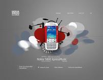Concept: Nokia 5800