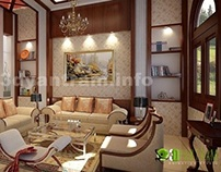 Yantram 3d Interior Rendering & Designs