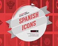 Spanish Icons